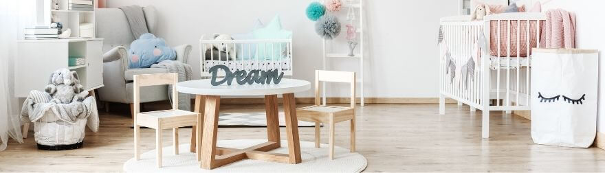 How To Pick the Perfect Area Rug for Your Child's Nursery