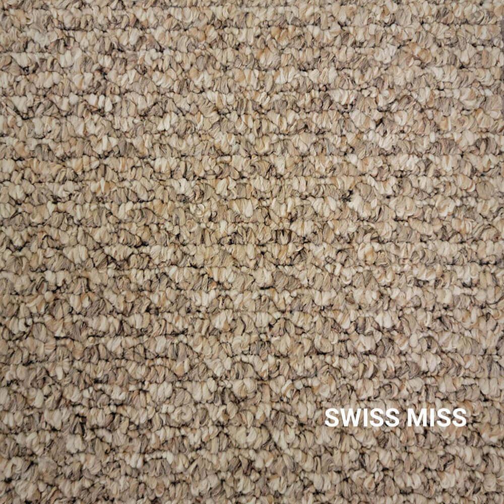 Swiss Miss Dream Land Wool Inspired Berber Rug